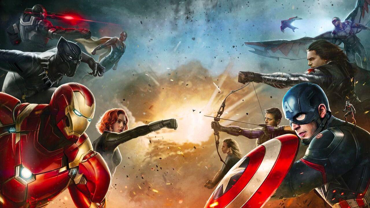 'Civil War' se verá primero con 'Agentes de SHIELD'