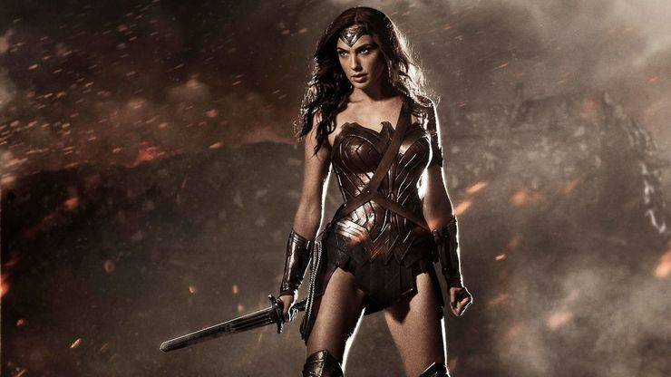 Primeras imágenes del rodaje de Wonder Woman