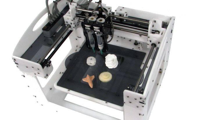 Células madre a partir de impresoras en 3D