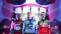"""""""Los tres reyes malos"""" nos hacen reír por Navidad"""