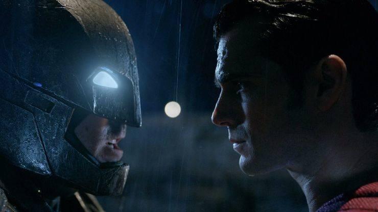 Nuevo avance de 'Batman v Superman: El amanecer de la justicia'