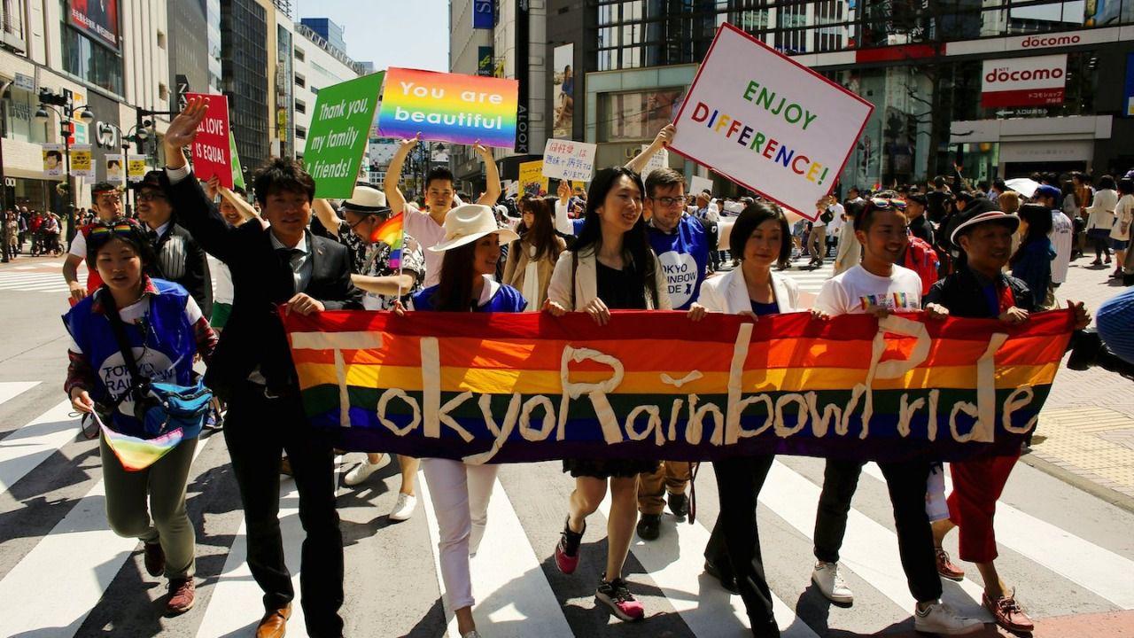 ¿Cuántos japoneses apoyarían el matrimonio igualitario en su país?