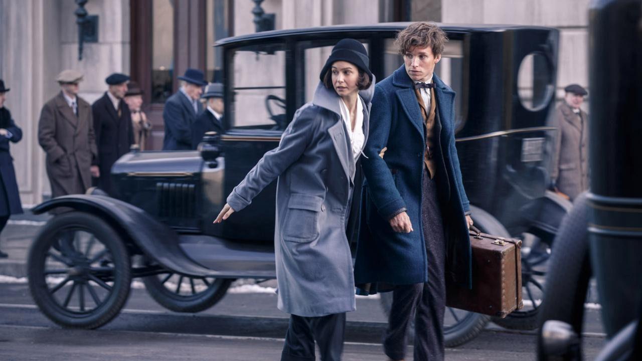 Primer teaser del spin-off de Harry Potter