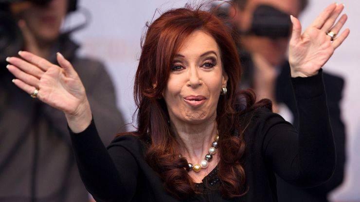 Cristina Kirchner está para que la encierren