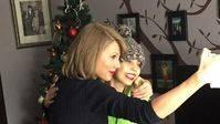 Taylor sorprende a uno de sus fans