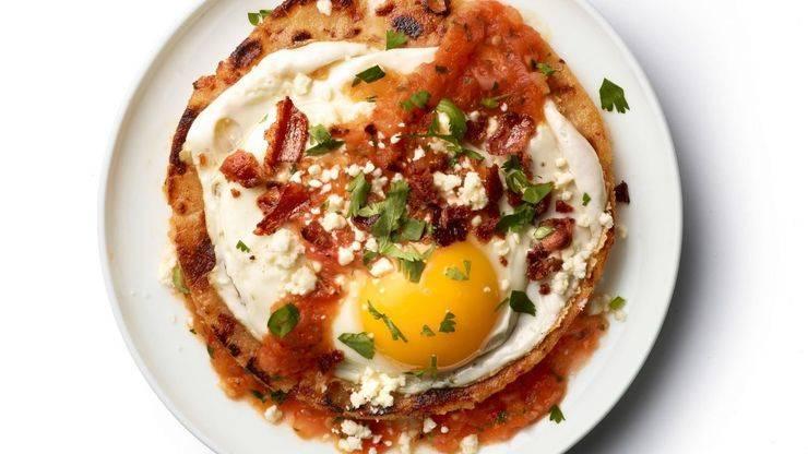 Receta de la semana: Huevos rancheros