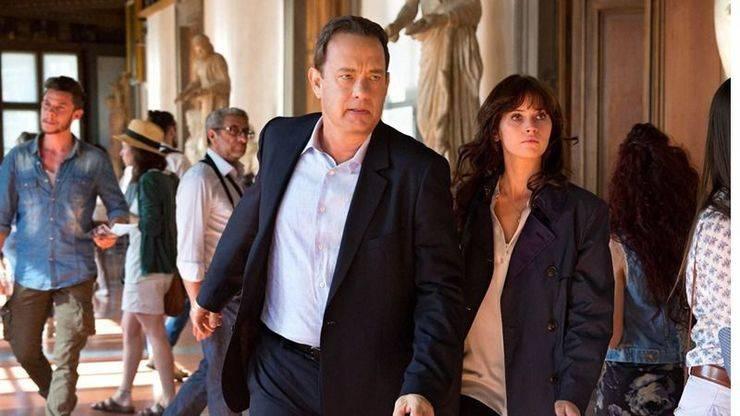 Primeras imágenes de Tom Hanks en 'Inferno'