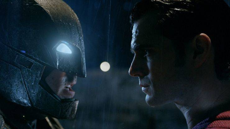 'Batman v Superman': 25 de marzo