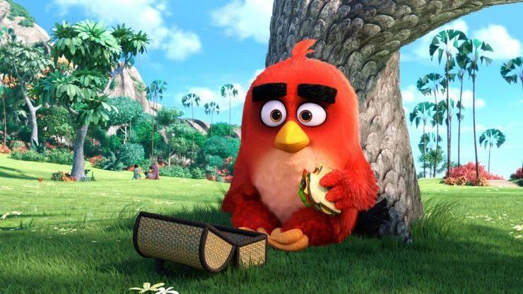 'Angry Birds': 20 de mayo