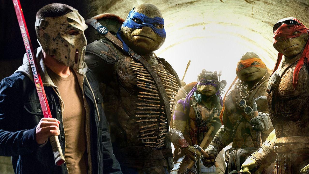 'Tortugas Ninja 2': 3 de junio