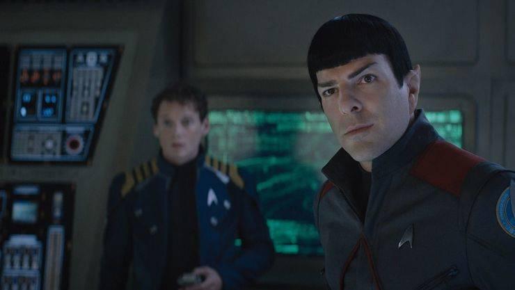 'Star Trek: Más allá': 22 de julio