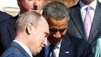 El año que el zar Putin tumbó al emperador Obama