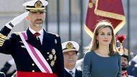 Felipe VI reivindica el compromiso patriota y solidario de las Fuerzas Armadas con la Paz