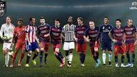 El once ideal de la UEFA es 'culé'