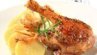 Receta de la semana: Muslitos de pollo al horno con miel y mostaza
