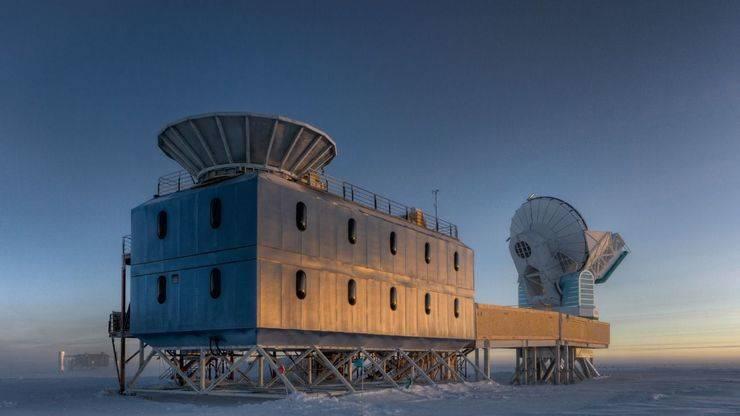 Una posible señal de ondas gravitacionales mantiene en vilo al mundo