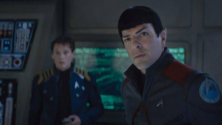 Primeras imágenes de 'Star Trek Beyond'