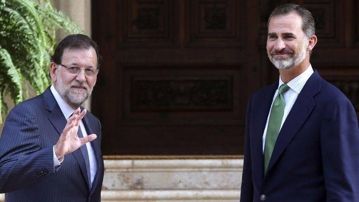 El Rey Felipe busca una figura de consenso