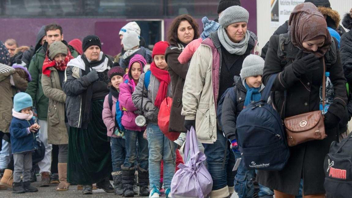 ¿Es que nadie va a pensar en los niños refugiados sirios?