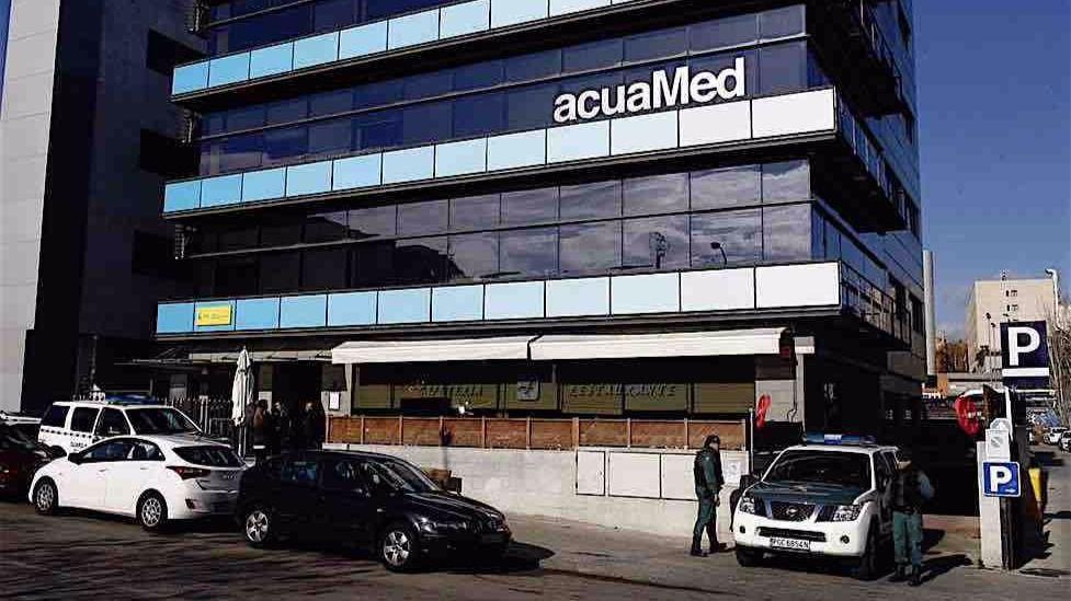 Destituciones ipso facto en Acuamed