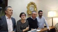 Ciudadanos y el PP se cargan los 'grupos de izquierda pactados'