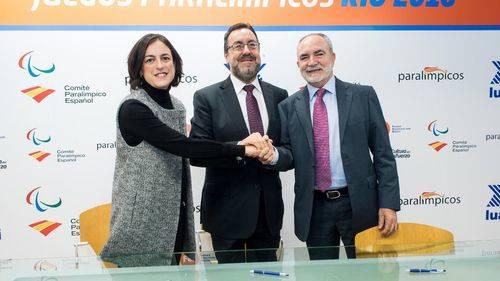ElPozo se convierte en patrocinador del Equipo Paralímpico Español