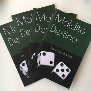 Maldito Destino, el debut literario de Chema de Aquino