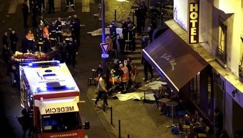 'Sigan las instrucciones de las autoridades francesas'