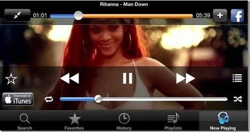 Youtube estrena nueva app para los amantes de la música