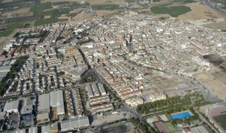 El 83% de la población andaluza se concentra en sólo un 36% del territorio