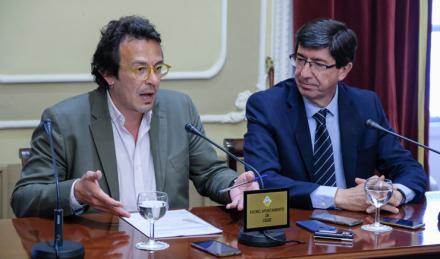 La Junta y Ayuntamiento de Cádiz acuerdan ubicar la Ciudad de la Justicia en la antigua Tabacalera