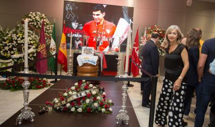 El Gobierno andaluz muestra su pesar por la muerte del futbolista José Antonio Reyes