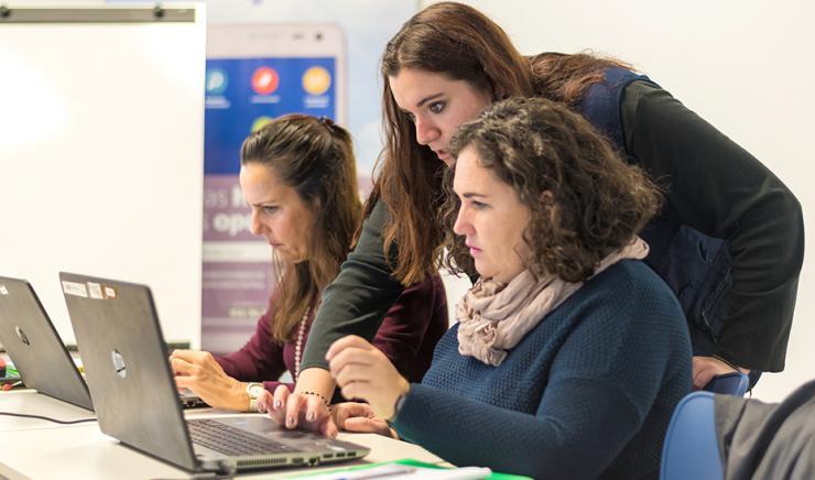 La Junta impulsa la capacitación digital de casi 40.000 andaluces en el primer semestre de 2019
