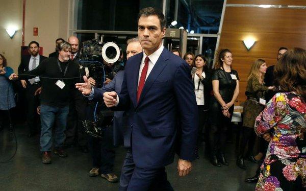 Rajoy dolido por Sánchez y éste por Pablo Iglesias