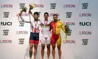 España logra siete medallas en la Copa de Europa de Ciclismo en Pista