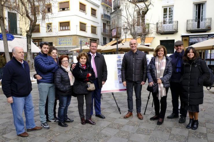 El Ayuntamiento de Sevilla inicia los proyectos de reurbanización de la zona de San Julián y de la calle Baños