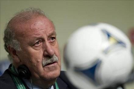 Vicente del Bosque deja fuera a Diego Costa