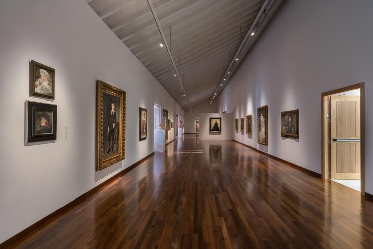 La exposición 'Sorolla y su tiempo' duplica los visitantes del Museo de Bellas Artes de València