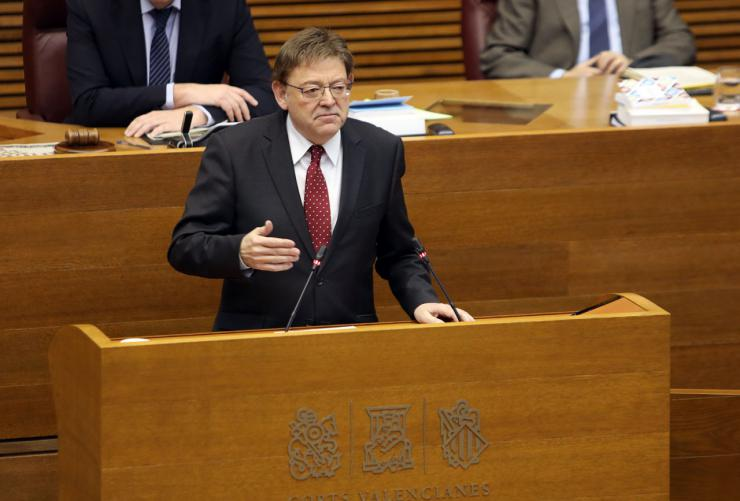 Puig anuncia que la ministra de Hacienda se reunirá en febrero con los agentes sociales valencianos