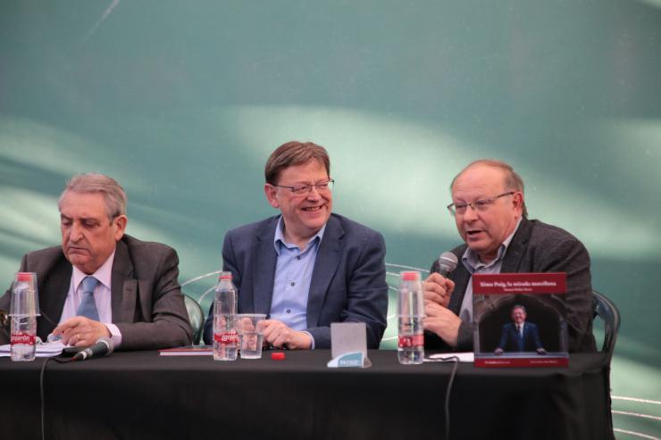 Ximo Puig advierte de que el neocentralismo político y económico limitará las opciones de crecimiento de toda España