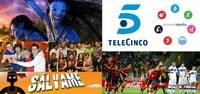 Telecinco obtiene el poker de audiencias anuales consecutivas