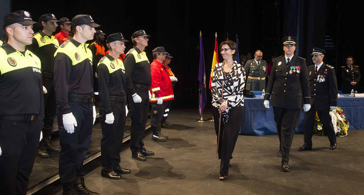 La alcaldesa de Pozuelo subraya las palabras del Rey sobre la unidad de España