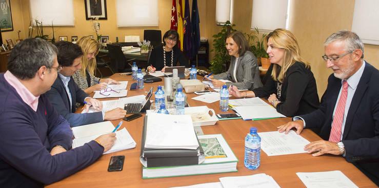 Pozuelo aprueba una inversión de 120.000 euros en nuevas mejoras en el Valle de las Cañas