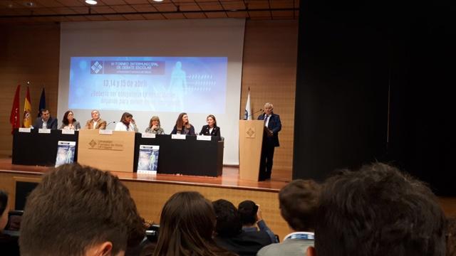 El colegio Nuestra Señora del Recuerdo de Madrid se proclama campeón del Torneo Intermunicipal de Debate Escolar
