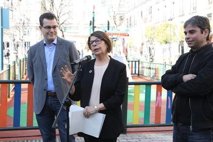 El Ayuntamiento comienza a instalar 284 nuevas fuentes en todos los distritos