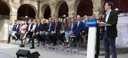 ¿Quiere romper Pablo Casado con Ciudadanos y Vox?