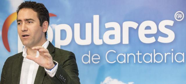 Egea anima a Sánchez a proponer a otro candidato a la investidura