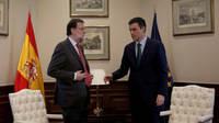 Rajoy y Sánchez no quieren 'hacerse la foto' de la Gran Coalición