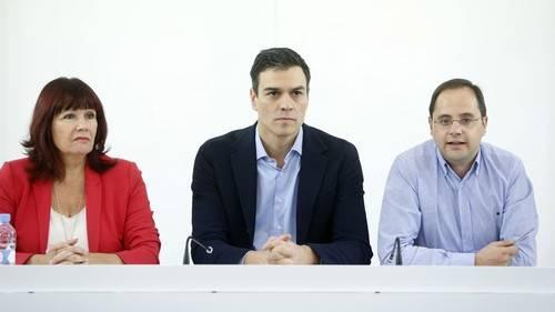 El PSOE se enroca en el 'no' a Rajoy