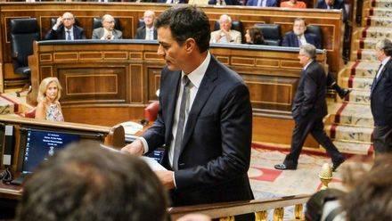 Pedro Sánchez busca que le aprueben el 'gobierno alternativo'